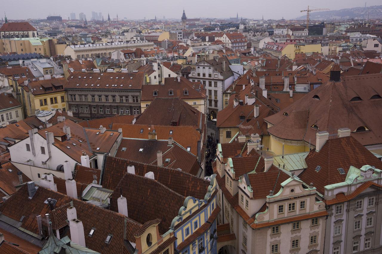 Praga Para Modernos Art Praga Repblica Checa Ciudad