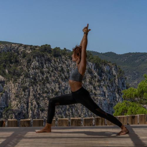 Yoga, Ibiza
