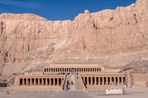 Deir el Bahari Temple, Egypt