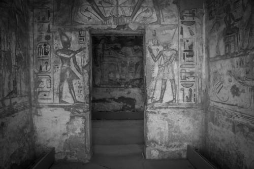 Medinet Habu Temple, Egypt