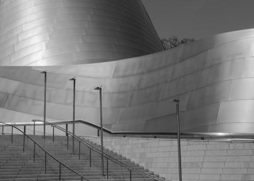 Walt Disney Hall, Los Angeles, USA